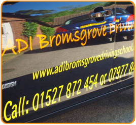 Bromsgrove Driving School Special Offer 2010